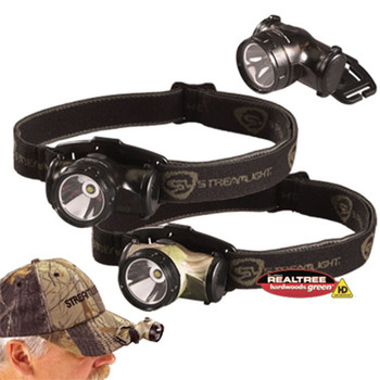 Streamlight Enduro Head Lamp LED Camo W/Batteries