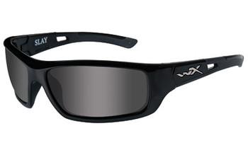 Wiley X Slay Plrzd Smoke Grey Gloss ACSLA04