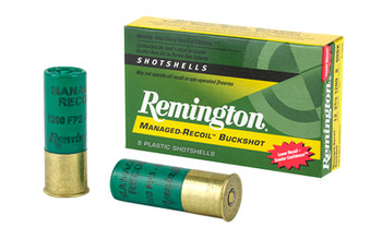 "Remington Exp Mr 12ga 2.75"" Oo Bck 5/100"