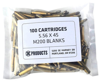 X Products M200 MIL Spec 5.56 Blanks FOR THE CAN C