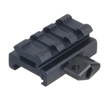 Leapers Riser Mount Compact LOW PRO .5 3 Slots