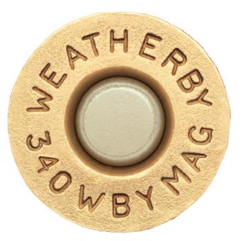 Weatherby Brass340   340 Weatherby MAG Brass 20