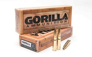 Gorilla 300Black 110 Grain Weight Cppr HP 20/200