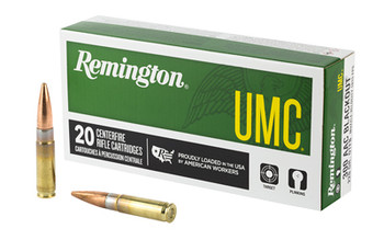 Remington UMC 300 BLK 220Gr Otfb 20/Bx