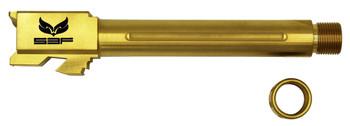 """S3F G17T/FTIN Glock 17 9mm 4.5"""" Gold"""