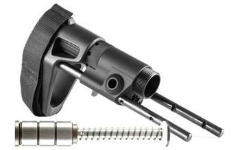 Maxim CQB Pistol/Pdw Brace JP 9MM BL