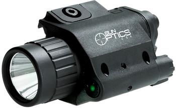 SUN Optics 750Lm CLR Light/5Mw GRN Laser CLF-CLG