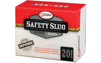 Cor-Bon GL02400/20 Glaser 38 Special 80 GR Safety Slug 20 Bx