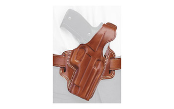 """Galco FL458 Fletch Auto 458 Fits Belts up to 1.75"""" Tan Leather"""
