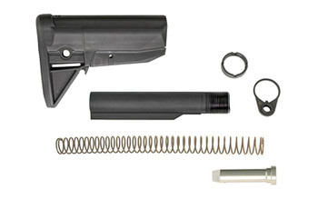 BCM Gunfighter Stock KIT Black BCM-GFSK-MOD-0-BLK