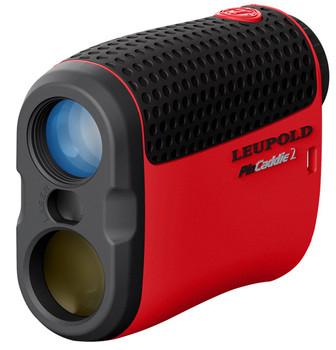 Leupold 120446 PinCaddie2 6x 20mm 6 yds 650 yds Blk/Red