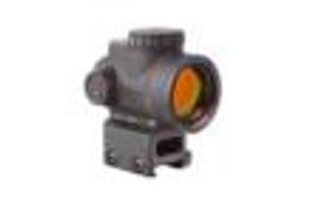 Trijicon 2200005 MRO  Rifles/Carbines/Shotguns 1X 25Mm 2 MOA LED Illuminated Adjustable RED DOT Matte Black