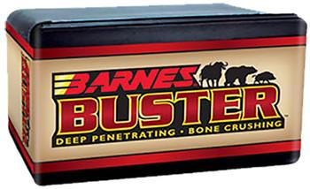 Barnes 30545 Pistol/Lever Rifle Barnes Buster 44 Caliber .429 300 GR FNFB 50 Box