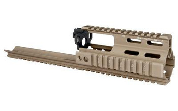 Midwest Industries SSR Scar Rail Extension FDE