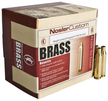 Nosler 11907 Brass Nosler 325 Winchester Short Magnum