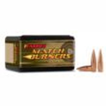 Barnes Bullets 30206 Rifle 6mm .243 105 GR Match Burners Boat Tail 100 Box