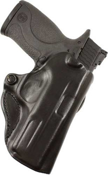 Desantis Mini Scabbard Holster RH OWB Leather M&P