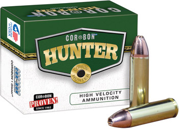 Cor-Bon HT45C300 Hunter 45 Colt (LC) 300 GR A-Frame 20 Bx/ 25 Cs