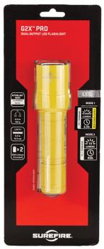 Surefire G2xdyl G2X PRO 15/320 Lumens Cr123a Lithi