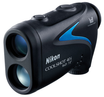 Nikon 16202 Coolshot 40i 6x 21mm 8 yds 650 yds 7.5 degrees