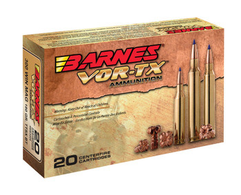Barnes 22011 VOR-TX 280 Remington 140GR TTSX BT 20Box/10Case