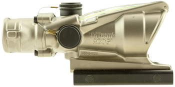 Trijicon 100199 ACOG 4x 32mm Obj 36.8 ft @ 100 yds FOV Tube Dia Nickel Boron Du