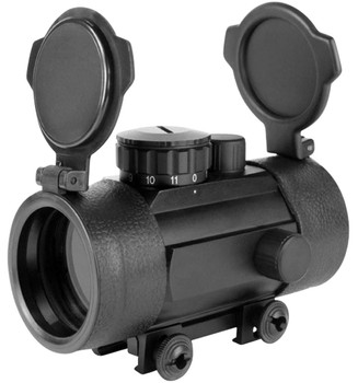 Aim Sports RT42W Red Dot Sight 1x 42mm Obj Eye Relief 3 MOA Blk
