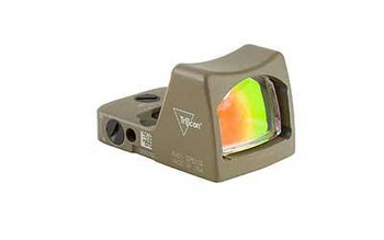 Trijicon RMR 6.5Moa RED DOT FDE