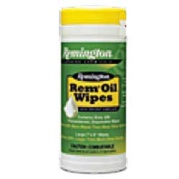 Remington Remington OIL Pop-Up Wipes 60 PER PK