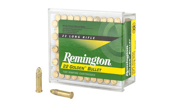 Remington HV 22Lr 40 Grain Weight RN 100Pk 1500