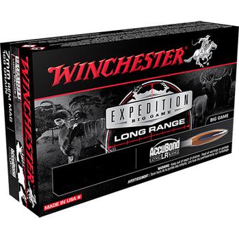 Winchester EX BIG Game LR 300 WSM 190Gr Ablr 20/10
