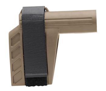 SB Tactical SBXK-02-SB SBX AR Brace SIG MPX Elasto-Polymer