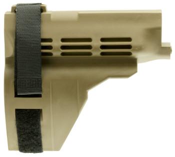 SB Tactical SB15-02-SB SB15 AR Brace Elasto-Polymer