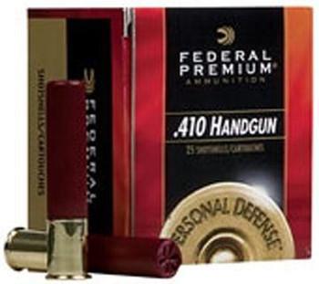 """Federal PD 410Ga 2.5"""" #4 20/200 PD412JGE 4"""