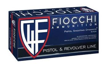 Fiocchi 45Acp 230 Grain Weight FMJ 50/500 - F45A500XX