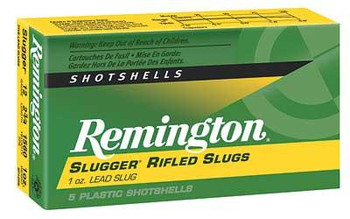 "Remington Slgr 12Ga 2.75"" 1OZ 5/250"