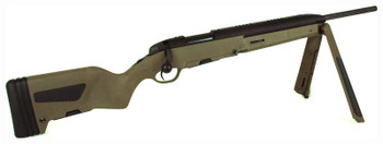 """Steyr Scout Rifle .308 WIN 19"""" Green Threaded Flut"""