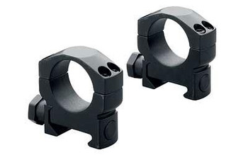 "Leupold 2-Piece Mark 4 Steel Scope Rings - 1"" Medium Matte"