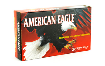 Federal AM Eagle 308 150 Grain Weight FMJ 20/500
