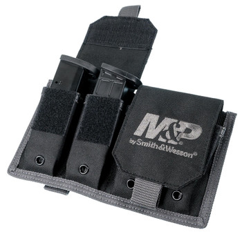 M&P Accessories 110271 PRO TAC MAG Pouch Holds 8 M