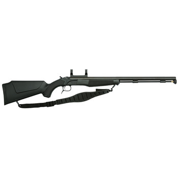 CVA Accura Mountain Rifle .50 Nitride/Black W/Scop