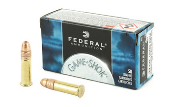 Federal Gmshk 22Lr HV 38 Grain Weight HP 50/5000