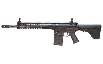 LWRC MKII 308 SPIRAL FLT 16 BLACK