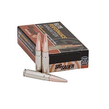 SIG Ammo 300Blk 205Gr ELT HNT 20/200 E300H220