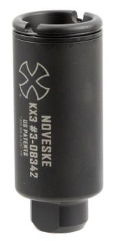 Noveske KX3 Flash Suppressor 1/2X28 05000517