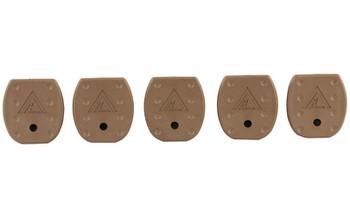 Tangodown Vckr TAC Base PLT FOR Glock - Tdvtmfp-00