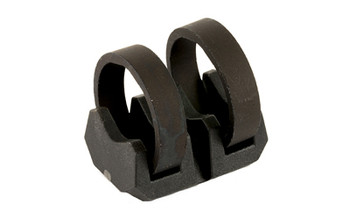 Magpul Light Mount V-Block/Rings Black MAG614
