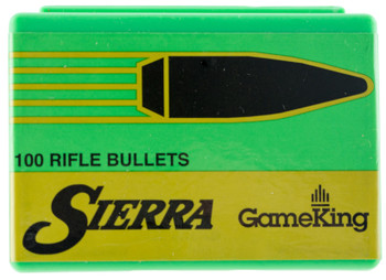 Sierra 1728 Gameking  6.5Mm .264 130 GR Hollow POI