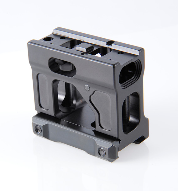 UNITY TACTICAL FAST Micro Mount Black