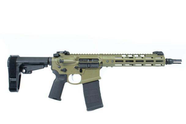 """Noveske GEN 4 Pistol 300Blk 10.5"""" Mlok Bazooka GRE"""